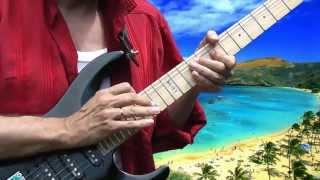 PANAMA  Guitar Lesson - Solo Eddie Van Halen // Tutorial / Slow / How to play