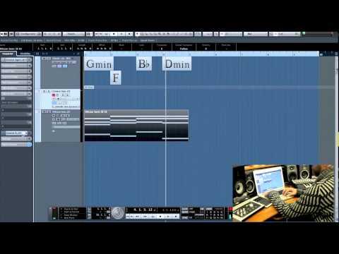 Cubase 7.5 - Build a track from scratch