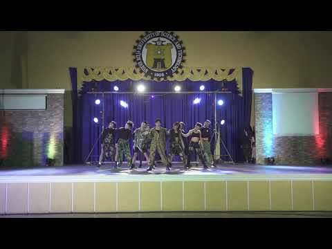 Download URBAN - DANCE HALL SEGMENT   THE COLLABORATES   SHOW OFF YEAR 2