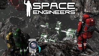 Space Engineers. Survival (s1e6) - Начало строительства космической станции(Сайт разработчиков: http://www.spaceengineersgame.com Я покупаю игры тут: http://steambuy.com/Galaktiki (действует накопительная скидк..., 2014-03-23T12:00:04.000Z)