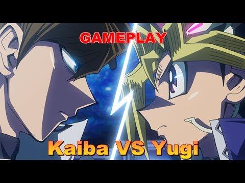 [GAMEPLAY] Yugi VS. Kaiba (Yu-Gi-Oh! The Dark Side of Dimensions Movie)