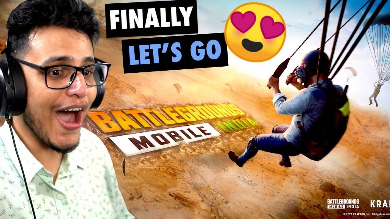 Finally!! Battlegrounds Mobile India   The Noob is Back [BGMI]