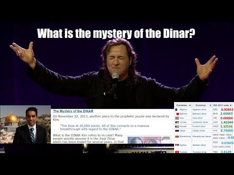 What Is The Mystery Of The Dinar? Revaluating Kim Clements Dinar Prophecies.