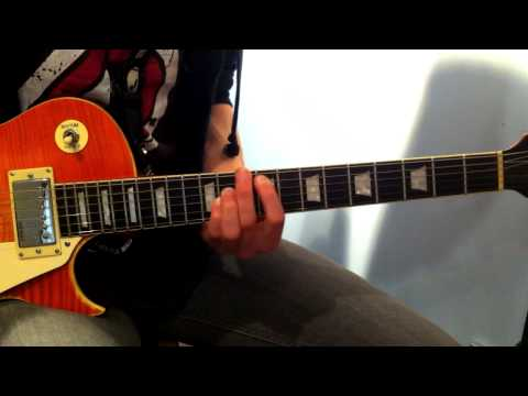 Brick by Boring Brick - Guitar Lesson - Paramore - Easy Guitar Lesson