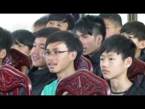 DCNN: Giao lưu với trẻ em tại Trung tâm bảo trợ xã hội Đà Lạt (5/10)