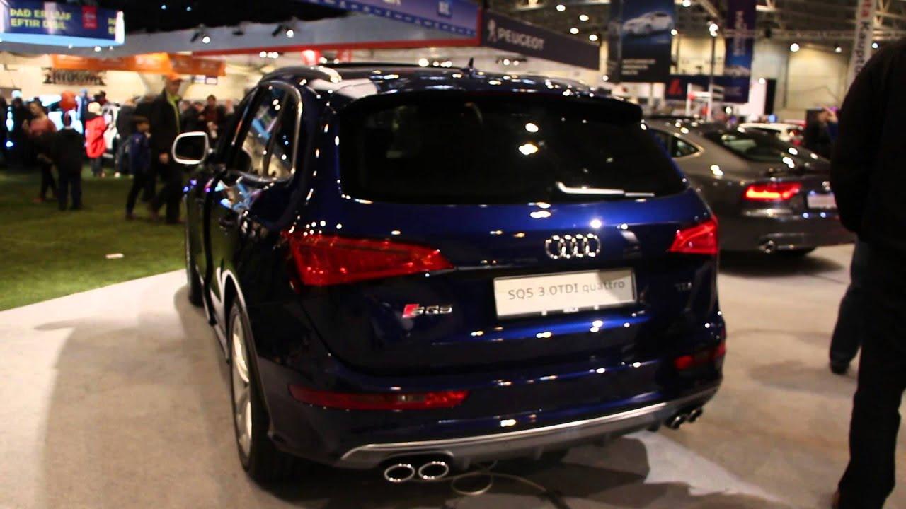 Audi SQ5 TDI - YouTube