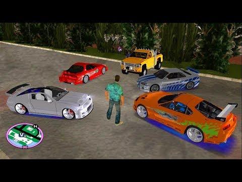 Top 10 Cheats - GTA Vice City PC