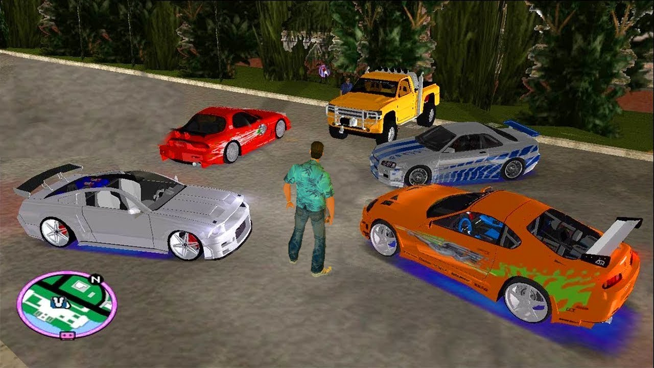 Top 10 Cheats – GTA Vice City PC