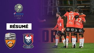 VIDEO: Ligue 2 : Lorient prend les commandes !
