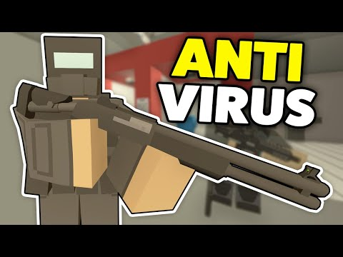 FINDING THE ANTI-VIRUS AND AN ARMORY – Unturned Roleplay Part 2 (Looking For My Friend!)