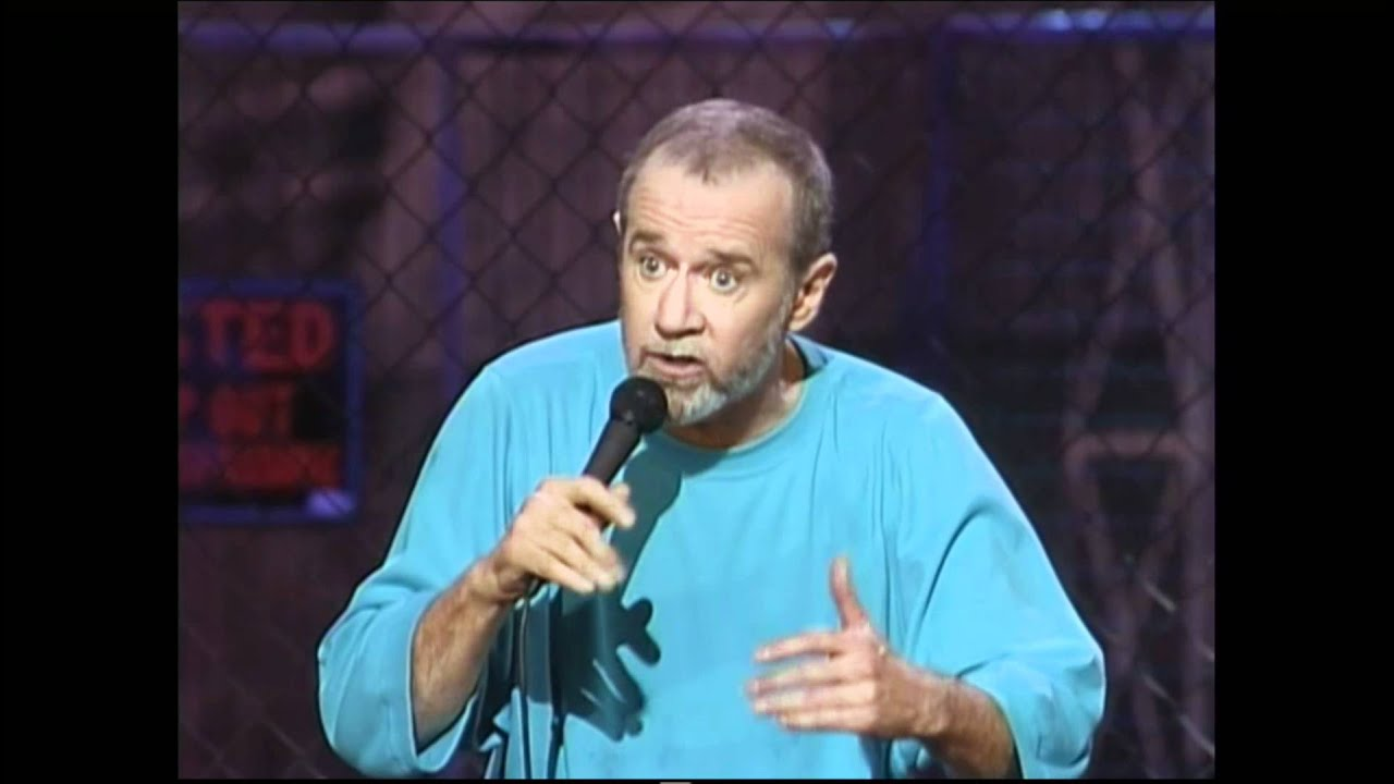 George Carlin - How To Handle A Cop