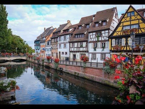 Strasbourg France 4K