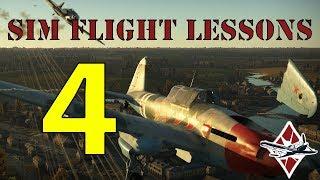 War Thunder Sim Lesson 4 - Getting Kills