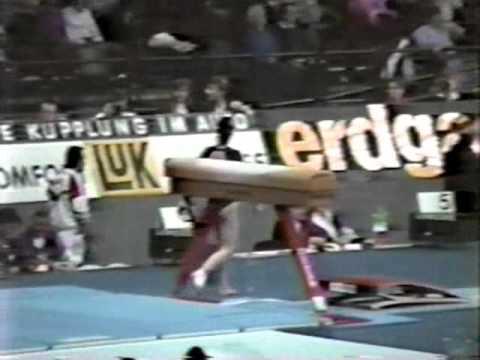 1989 World Championships WAG AA