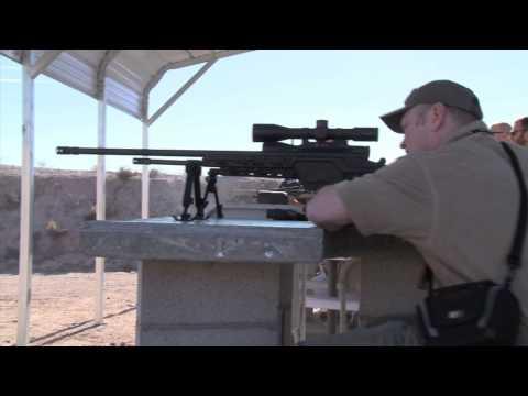 SHOT Show 2011 Video: Steyr SSG 08 .338 Lapua Mag