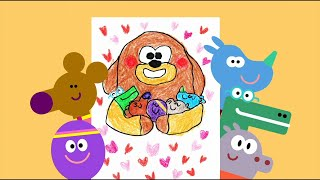 Lovely Moments with Duggee   Valentine's Day ❤️   Hey Duggee