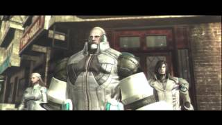 [PS3] Anarchy Reigns/Max Anarchy DEMO (Full Story Mode)