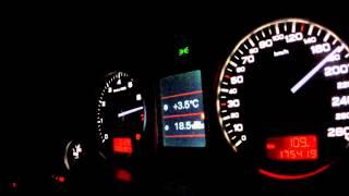 Audi S4 V8 Acceleration
