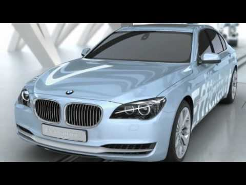 THE 2010 BMW ACTIVEHYBRID 7 - YouTube