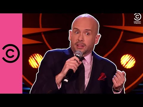 Trying To Fit In With Heterosexual Society | Tom Allen | Chris Ramsey's Stand Up Central