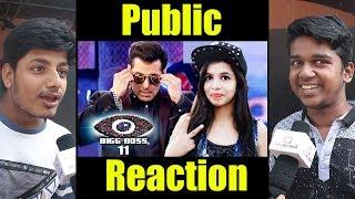 Public Reaction On Dhinchak Pooja In Bigg Boss 11 | Salman Khan