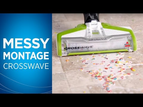 BISSELL Commercial: CrossWave Multi-Surface Floor Cleaner Long