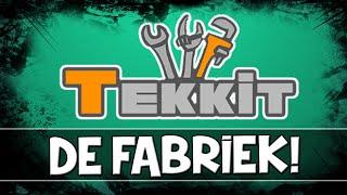 De FABRIEK! - MineCraft TEKKIT! - Aflevering 11