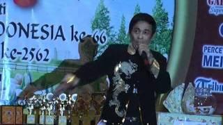 Superstar Pontianak, Ing Tie (英弟) menjadi Juara 1 Lomba Karaoke YBS 2011 Kategori Dewasa