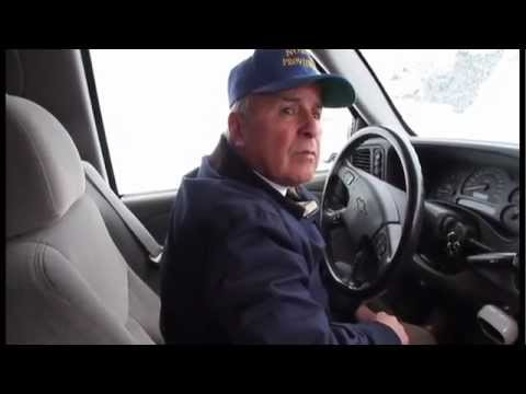 North Providence mayor gets behind phone, wheel to help cope with snow