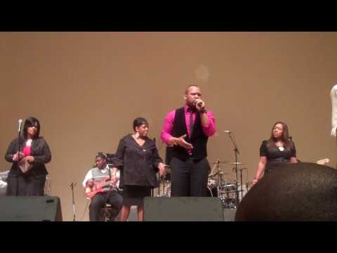 Brandon Winbush sings That's Just The Way The Father Is