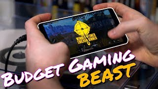 This gaming phone is CHEATING! - Red Magic Mars Review (18:9 2:1 4K 60FPS)