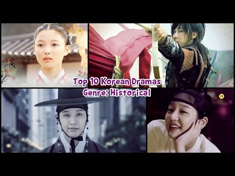 Top 10 Korean Historical Dramas
