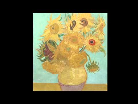 "Vincent van Gogh, ""Sunflowers"""