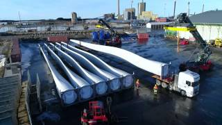 63m blade transport
