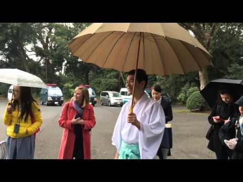USD MBA Study Abroad Japan 2016