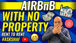 Gambar cover Airbnb UK | Rental Arbitrage | Rent To Rent UK
