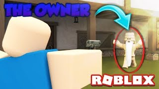WE PLAYED THIS NEW ROBLOX GAME WITH THE CREATOR!