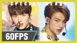 Gambar cover 60FPS 1080P | CHANI 찬희 X Hyunjin 현진- Fools+Attention+I Like It  Show! Music Core 20190216