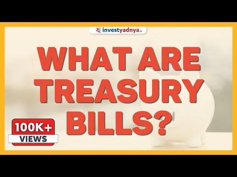 Definition Treasury Bills