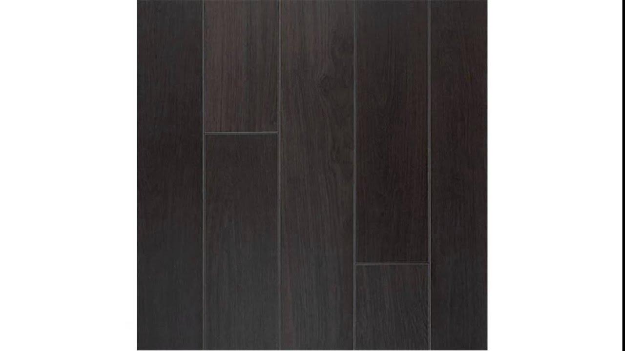 Charmant Black Wood Flooring