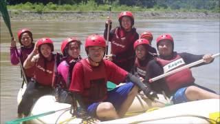 Kagay Water Rafting 2013