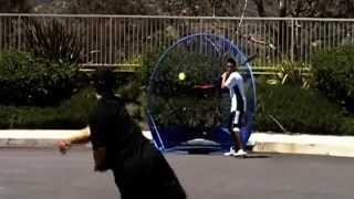 Gyroball True Path & Motion