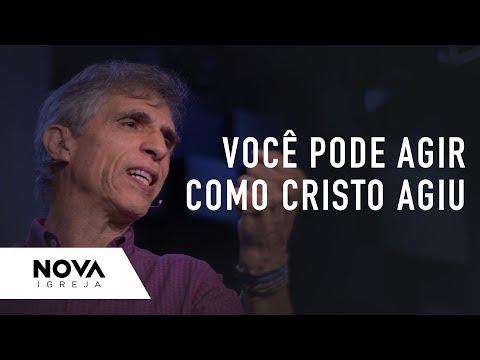 NOVA • Você pode agir como Cristo agiu • com Mauricio Fragale