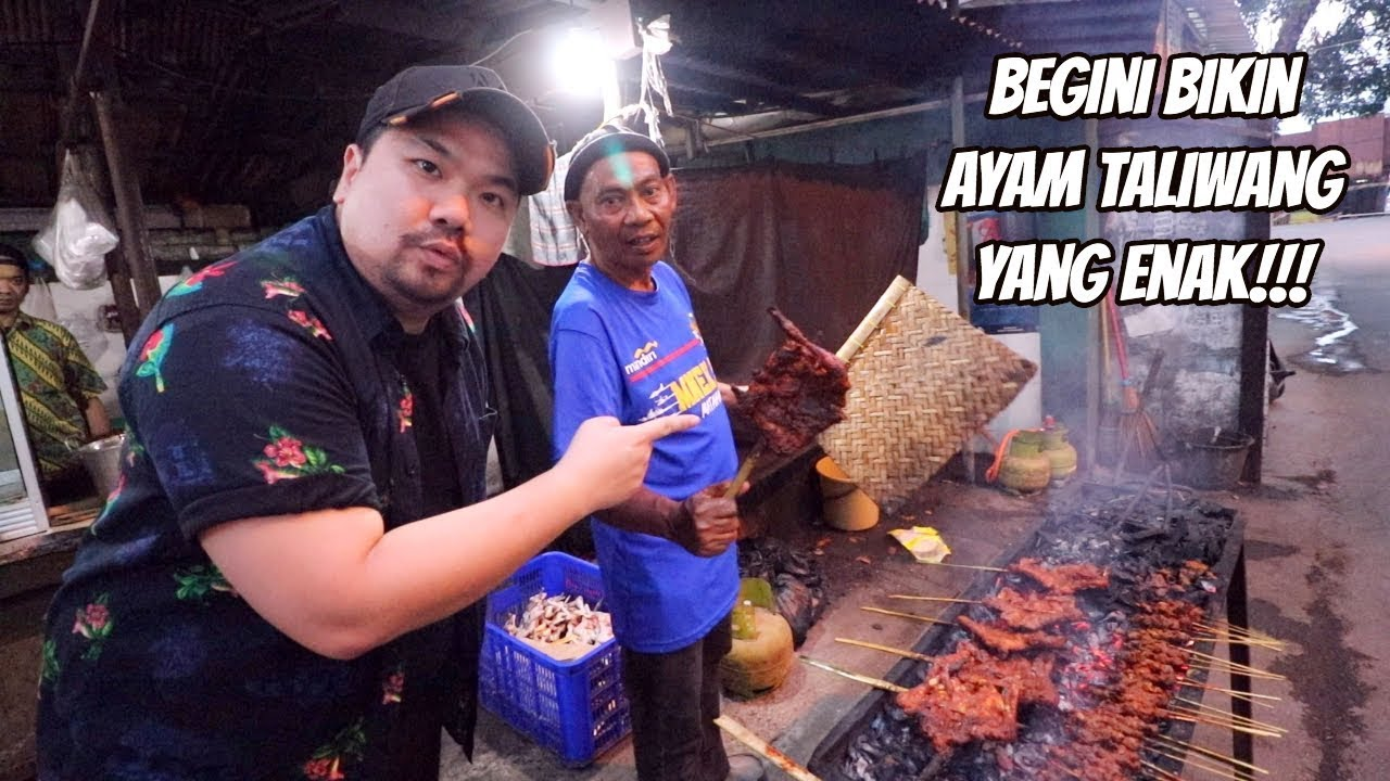 Download TERNYATA BEGINI CARA BIKIN AYAM TALIWANG YANG ENAK!!!