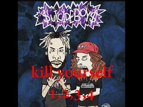 $uicideboy$ - kill yourself part (1,2,3,4)