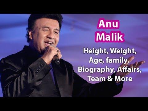 Anu Malik Height, Weight, Age, Wife, Affairs & Fact