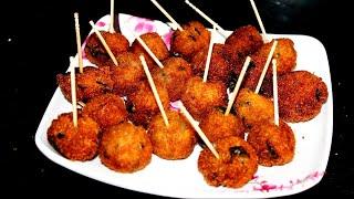 കടടകള കയയലടകകൻ ഒര കട ഐററ  potato lollipop recipe.