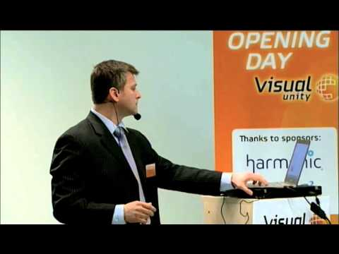 13Mar.21 - Visual Unity Open Day, Prague How Online Video Will Change Our Lives, wo. Intro)