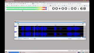 Como usar Sound Forge (Lo Basico)