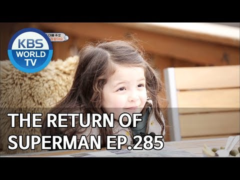 The Return Of Superman | 슈퍼맨이 돌아왔다 Ep.285 : The Sound Of The Approaching Summer[ENG/IND/2019.07.14]
